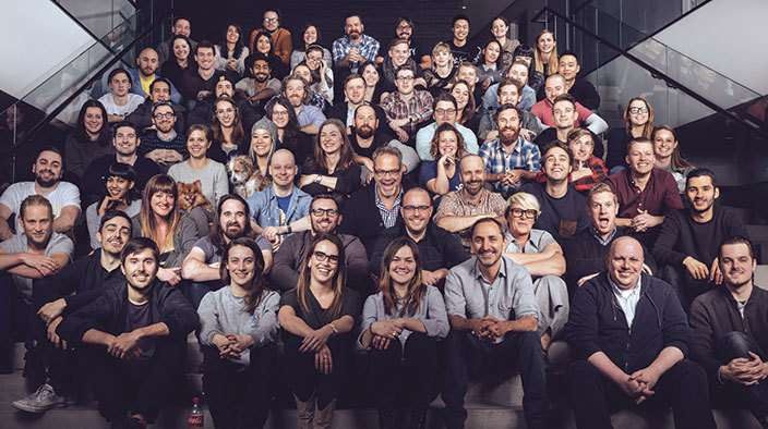Droga5 Is Creativity's 2015 Agency of the Year